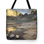 Deep Lake Tote Bag