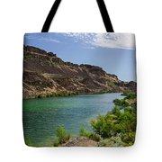 Deep Lake - Washington State Tote Bag