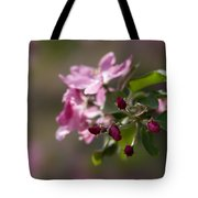 Deep Purple - Featured 3 Tote Bag