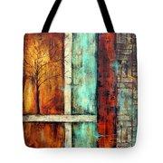 Deep Roots-a Tote Bag