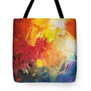 Deep Space Canvas One Tote Bag
