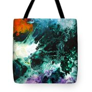 Deep Space Canvas Two Tote Bag