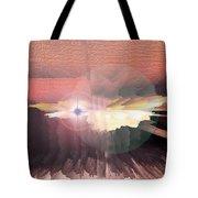Deep Space Fantasy Tote Bag