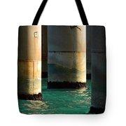 Deep Water Tote Bag