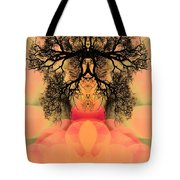 Deep Within Your Sacred Space Tote Bag