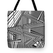 Deeper And Deeper Tote Bag