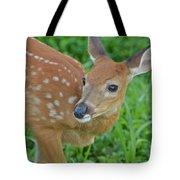 Deer 21 Tote Bag