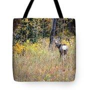 Deer Camoflauged Tote Bag