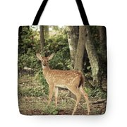 Deer Friend Tote Bag