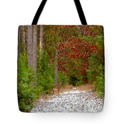 Deer Trail Tote Bag