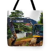 Deere For Hire Tote Bag