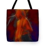 Def Leppard-adrenalize-gb13-phil-fractal Tote Bag