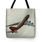 Definition - Boeing 747 Tote Bag