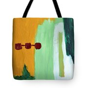 Deforestation Tote Bag