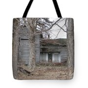 Defunct House Tote Bag