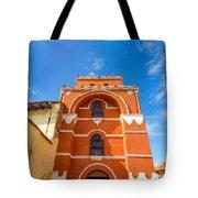 Del Carmen Arch Tote Bag