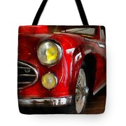 Delahaye 235 - Automobile   Tote Bag