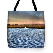 Delaware- Assawoman Bay Tote Bag