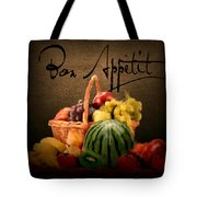 Delectable Sight Tote Bag