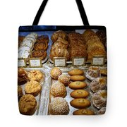Delicasies In Laderee On The Champs De Elysees Tote Bag