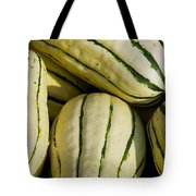 Delicata Squash Tote Bag