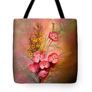 Delicate Beauty Of Spring Tote Bag