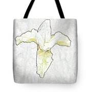 Delicate Bloom Tote Bag