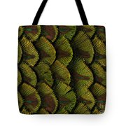 Delicate Feather Tote Bag