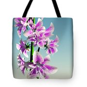 Delicate Flower... Tote Bag