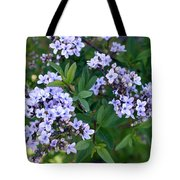 Delicate Flowers 3 Tote Bag