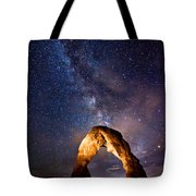 Delicate Light Tote Bag by Darren  White
