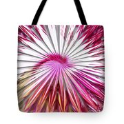 Delicate Orchid Blossom - Abstract Tote Bag