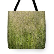 Delicate Tall Grasses Tote Bag
