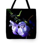 Delicately Purple Tote Bag