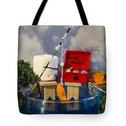 Delicious Fish Tote Bag