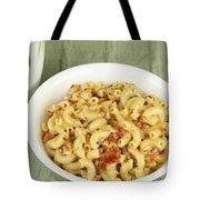 Delicious Macaroni Lunch Tote Bag