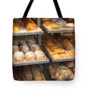 Delicious Pastries In Brussels Tote Bag