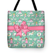 Delightful Princessess Tote Bag