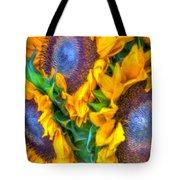 Delightfully Sunny Tote Bag
