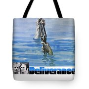 Deliverance Tote Bag by Movie Poster Prints