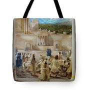 Deliverance  Tote Bag