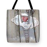Delivering Love Tote Bag