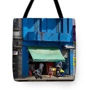 Delivery Boy - Sao Paiulo Tote Bag
