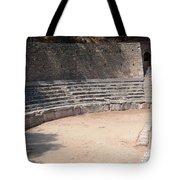 Delphi Stadium Ruins 3 Tote Bag