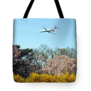 Delta Airlines Tote Bag