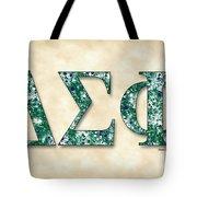 Delta Sigma Phi - Parchment Tote Bag