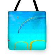 Hang-glider - Deltaplane - Island Reunion-indian Ocean Tote Bag by Francoise Leandre