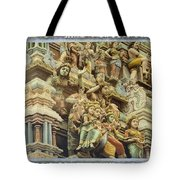 Demigods Tote Bag