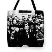 Democractic Delegates, 1920 Tote Bag