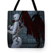 Demonic Love Tote Bag